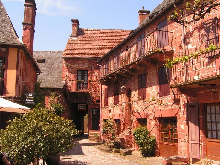 Collonges-la-Rouge is a commune in the Corrèze department in the Limousin region of France.