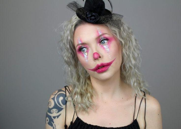 Helppo Halloween-meikki