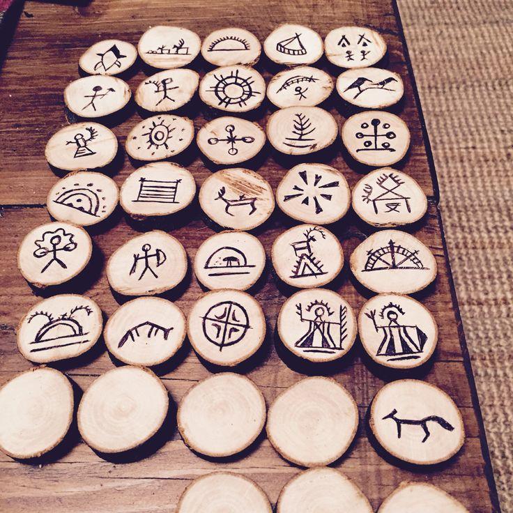 My sami runes