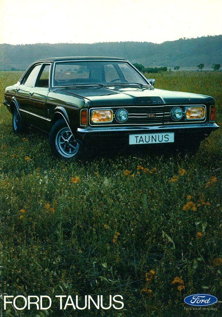 Ford Taunus, 1971