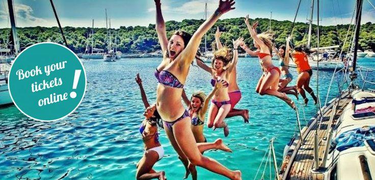 Full day sailing cruise to Toroneos (from kassandra)