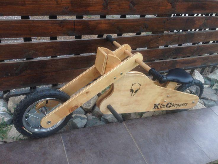 Nuevo modelo de Bicicleta para niños hecha por Mi, KidsChopper