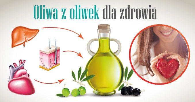Oliwa z oliwek posiada szereg prozdrowotnych właściwości, które wpływają korzystnie w leczeniu.  Oliwa z oliwek chroni zdrowie,wpływa korzystnie przy leczeniu, na przykład, raka sutka, choroby serca, cukrzycy, a ostatnio w depresji i tzw. zespole metabolicznym. Jednonienasycone kwasy tłuszczowe zawarte w oliwie z oliwek powodują obniżenie poziomu cholesterolu poprzez pobudzenie jelit i wątroby do produkcji …