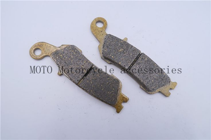 Motorcycle Brake Pads For YAMAHA YZ 125 X/Y/Z/A/B/D (2T) / YZ 250 X/Y/Z/A/B (2T)/ YZ 250 FW/FX/FY/FZ/FA/FB (4T) 2008-2011 2012 #Affiliate
