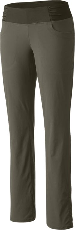 Mountain Hardwear Women's Dynama Pants Stone Green XL