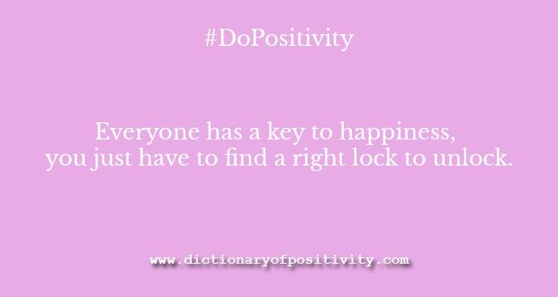 #Positivity #PositiveQuotes #DoPositivity #PositivePsychology #Motivational #Inspirational #Quotes  Have you already found your key?