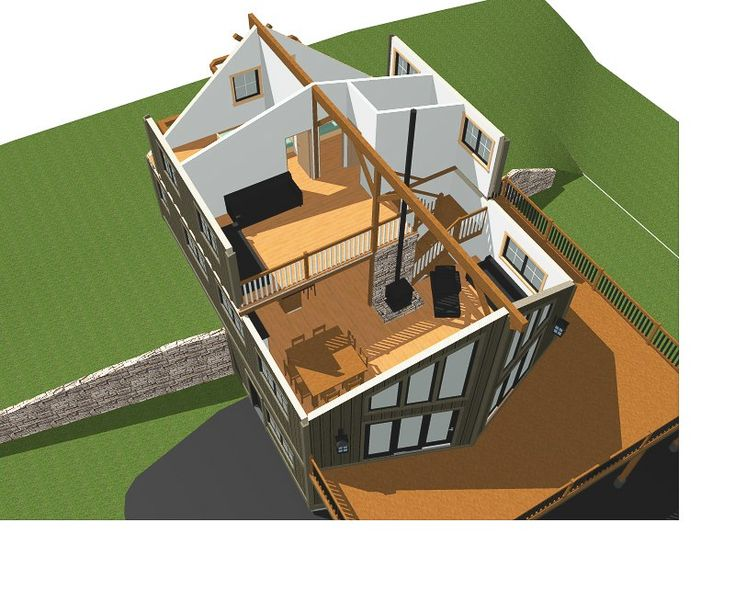 Cost project manager building house