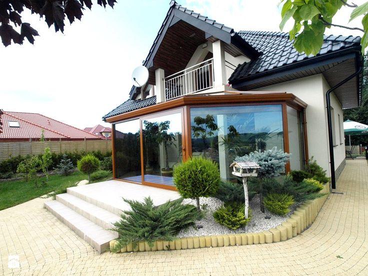 Ogród Zimowy 5 - zdjęcie od Alpina Design Ogrody Zimowe & Szkło Architektoniczne