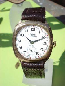 my old school watch