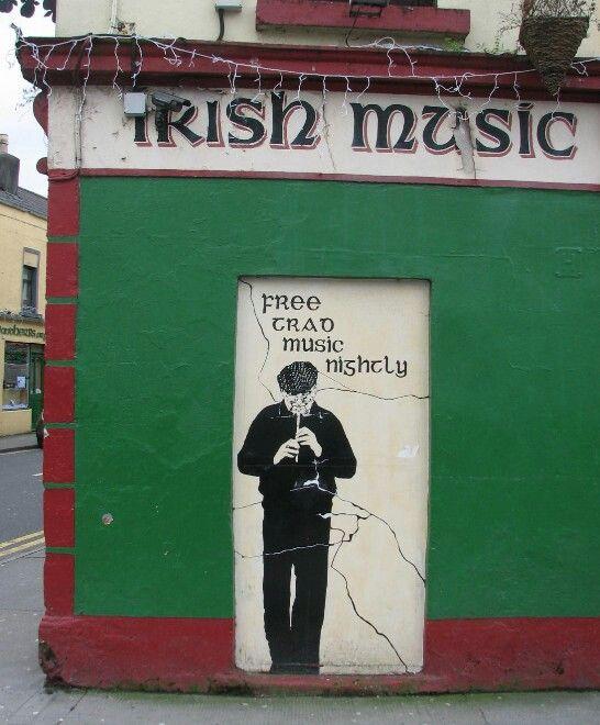 The Crane Bar Galway