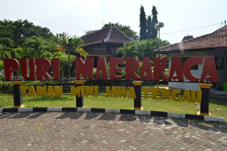 Puri Maerokoco Taman Miniatur Jawa Tengah di Semarang - Jawa Tengah