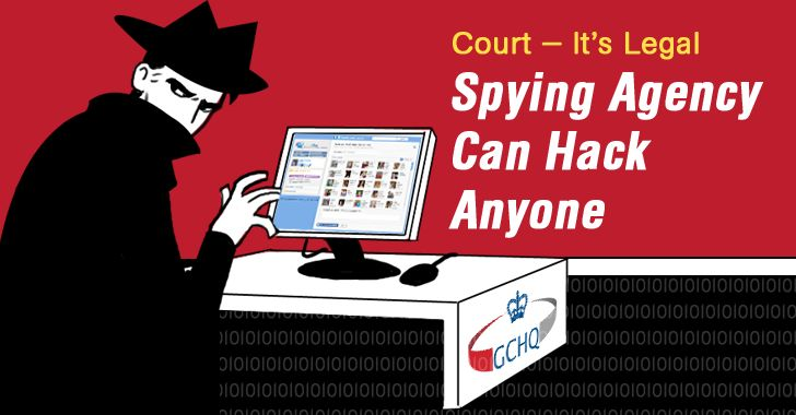 British Intelligence is Legally Allowed to Hack Anyone, Court Says #Security #Privacy #UK http://thehackernews.com/2016/02/gchq-hacking-news.html?m=1