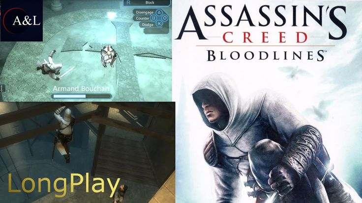 Assassin's Creed: Bloodlines was awesome