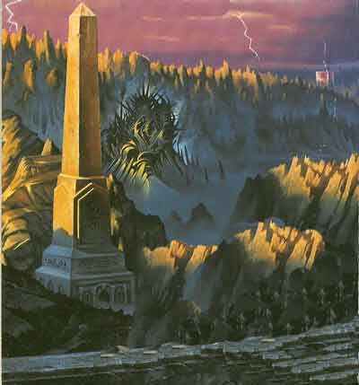 """Hyperion from Dan Simmons """"Hyperion Cantos"""""""