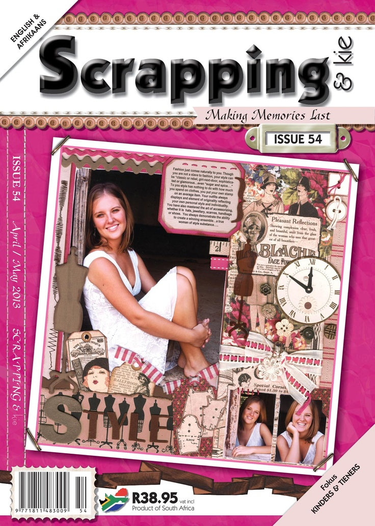 Issue 54 - www.facebook.com/scrappingmagazine