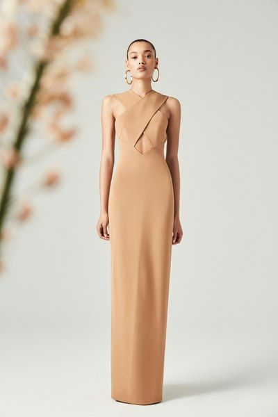 Cushnie Resort 2020 Fashion Show 1