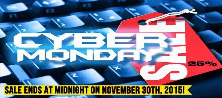 Ka-Ching! Cyber Monday Sale!  http://www.dannabananas.com/