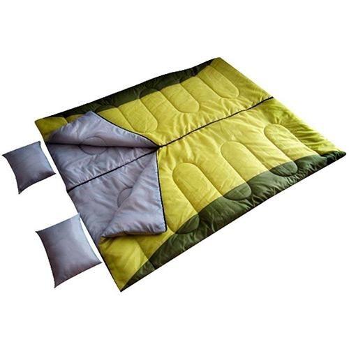 Saco de Dormir Echolife Casal Moon com Travesseiro