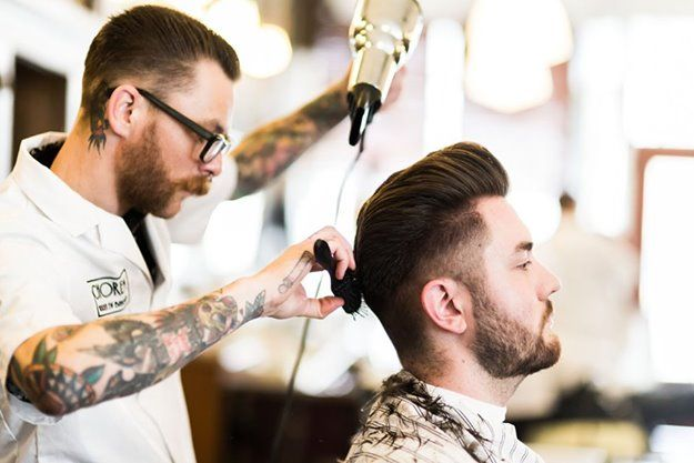 Schorem Barbier Schorem Pinterest Barber Shop