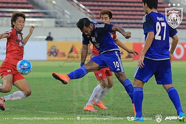 lamiafamilia (MY FAMILY): AFC CUP : Harimau Selatan ke pusingan kalah mati