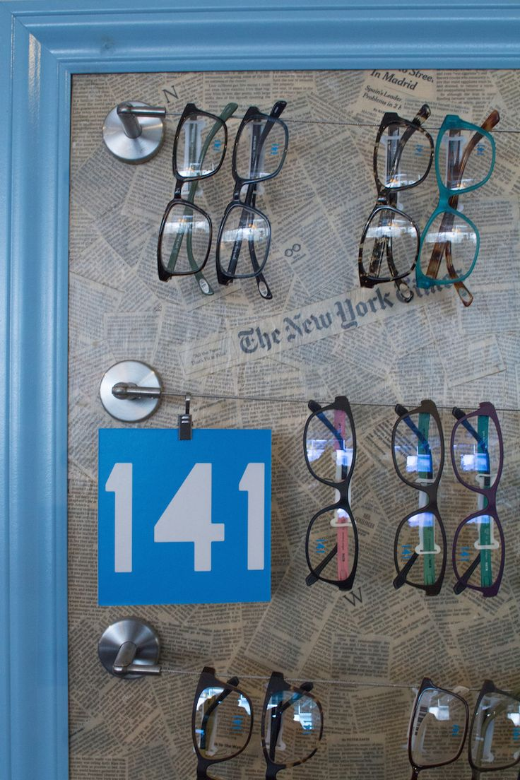 141 Eyewear donates a frame to someone in need for every purchase you make.