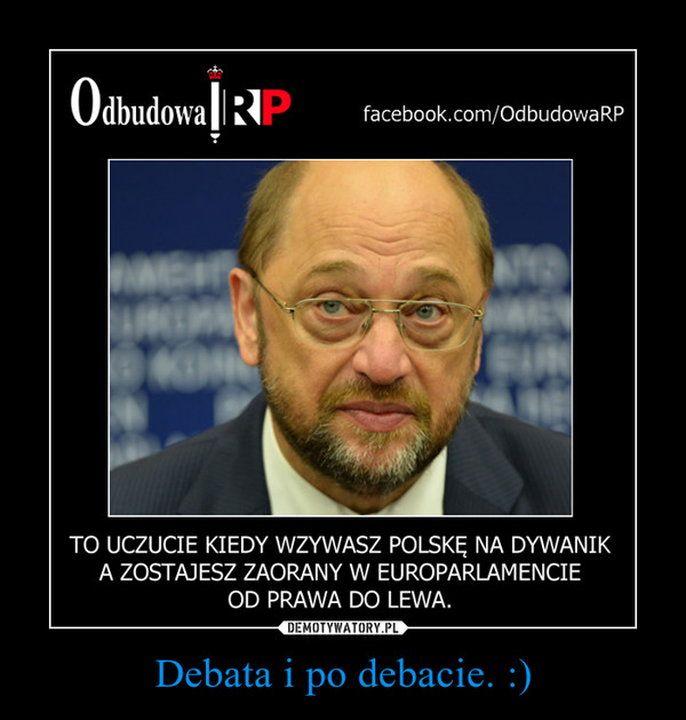 Zobacz, co internauci sądzą o wystąpieniu premier Beaty Szydło w Parlamencie Europejskim