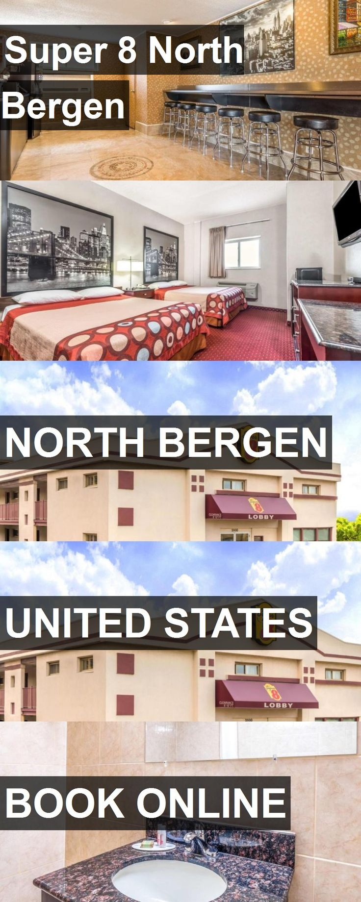 Hotel Super 8 North Bergen in North Bergen, United States. For more information, photos, reviews and best prices please follow the link. #UnitedStates #NorthBergen #Super8NorthBergen #hotel #travel #vacation