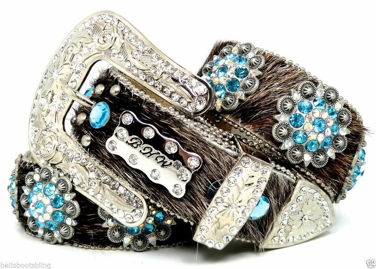 BHW CoWgiRl WeStErN BrOwN BriNdLe TuRqUoiSe BeRrY CoNcHo LeAtHeR BeLt