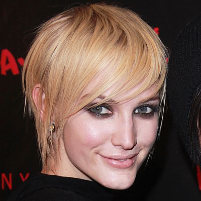 Ashlee Simpson's Changing Looks - 2010 from #InStyle