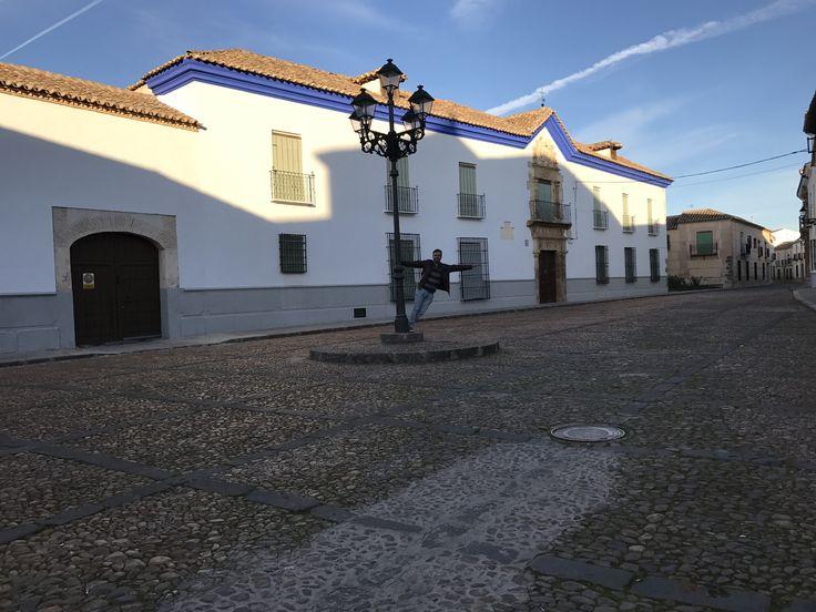 Luz de otoño, Almagro. Ciudad Real.