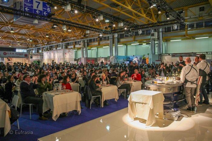 #Cucinare 2017  130 appuntamenti di prestigio  https://www.qbquantobasta.it/eventi/5483-cucinare-2017-130-appuntamenti-di-prestigio