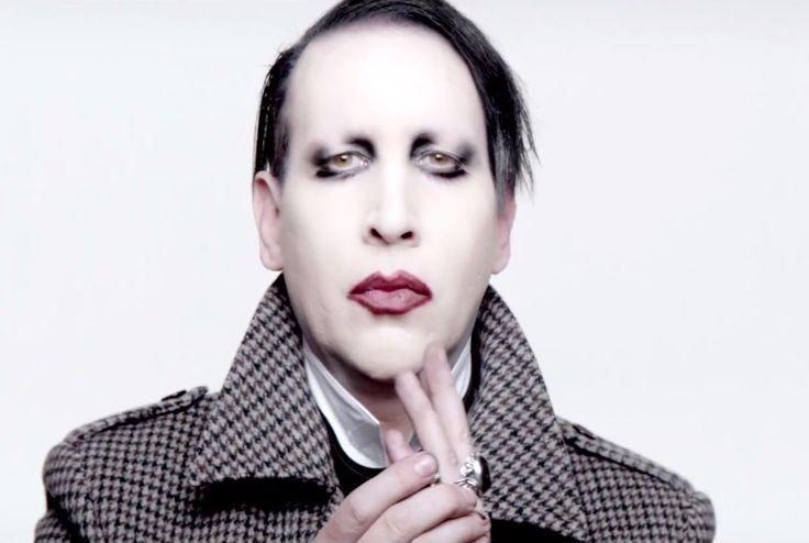 marilyn manson  2015   Marilyn Manson - Cupid Carries A Gun