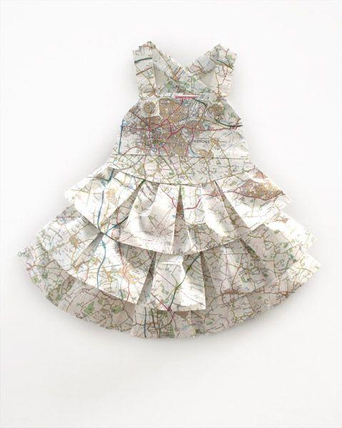 map of Cambridge | Elisabeth Lecourt