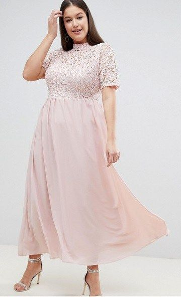 30 plus size summer wedding guest dresses with sleeves plus