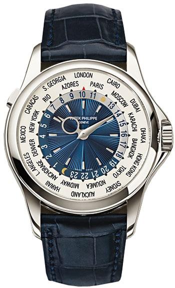Patek Philippe World Time 5130P #patekphilippe #watches #coolwristwatches #wealthygentlemenswatches