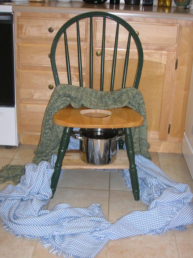 Vagina Steam Chair