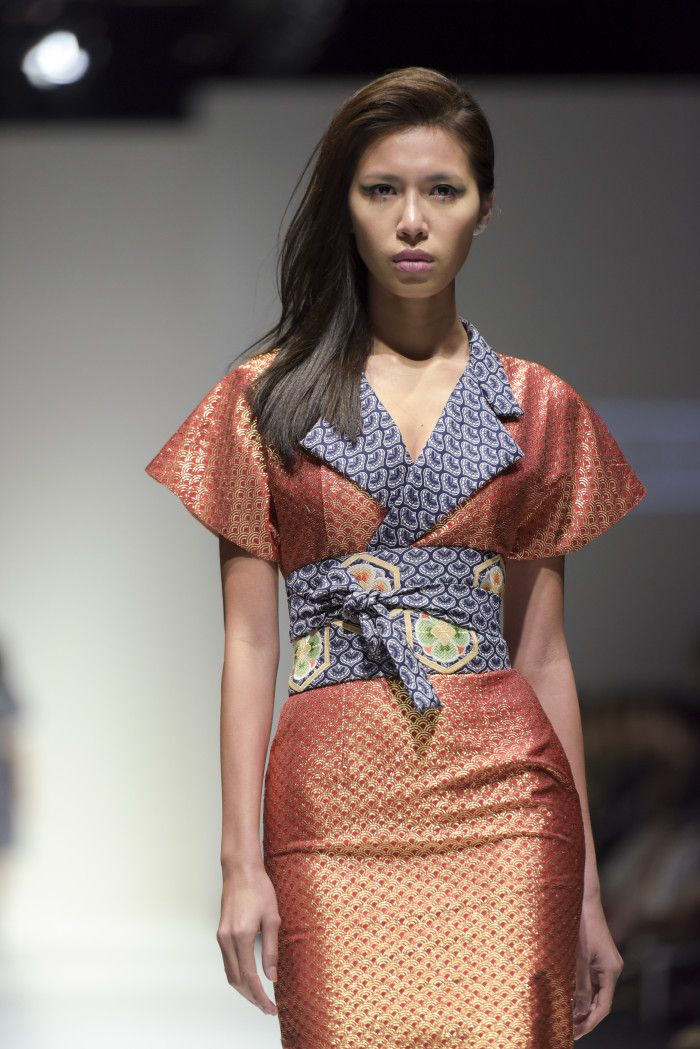 Ong Shunmugam takes a Japanese spin at SFW.