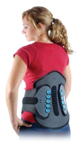 Comprehensive Lumbar Sacral Orthotic Back Brace, Medium by Cybertech. $203.00. Please see alternate images above for SIZING and additional description information. --Code L0631 Approved Features and Benefits: A comprehensive Lumbar Sacral Orthosis, sagittal control. Designed to comfortably stabilize and manage acute pain often associated with anomalies of the spine. Spinal stenosis, spondylolisthesis, facet syndrome, and trauma as well as pre and post operative stabilization may...
