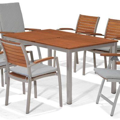 $225 - Wildon Home ® Maitland Dining Table & Reviews | Wayfair