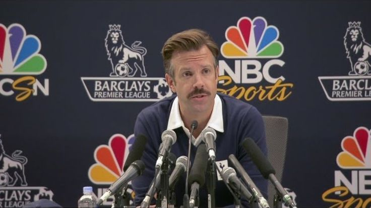 What Might Happen If A Football Coach Coached Soccer Complex subject? Check. Lots of humor? Check. Kept me watching for something I neither know nor care about? Check. Now if only we could hire Jason Sudeikis to do our videos...