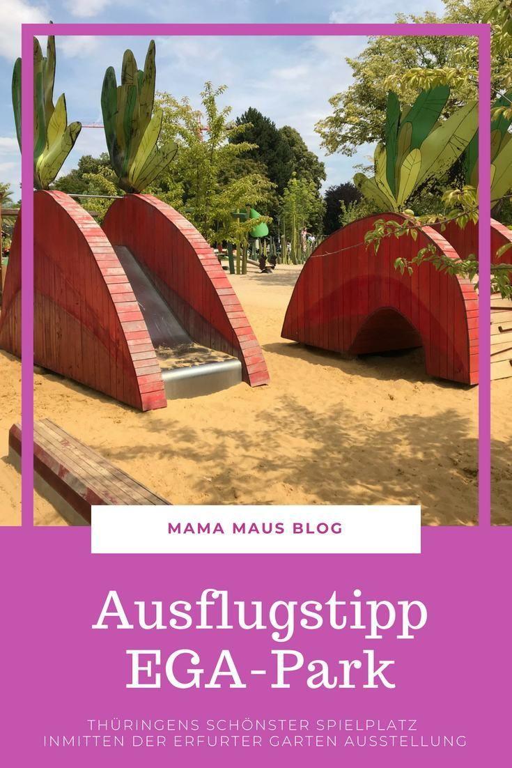 Ega Erfurter Garten Ausstellung Ausflugstipp Fur Familien Mama Maus Blog Ausflug Schone Spielplatze Ausfluge Mit Kindern