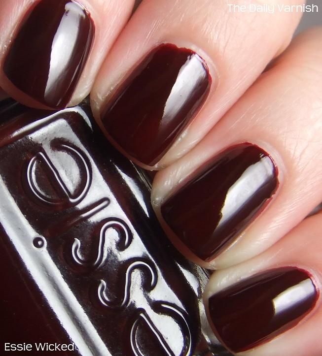 Essie Wicked-one of my ALL TIME FAVES!!