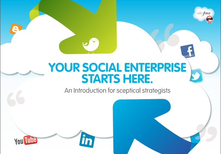 The Social-Powered Enterprise eBook: learn how social is transforming your sales, customer service and marketing http://slidesha.re/xqQgno