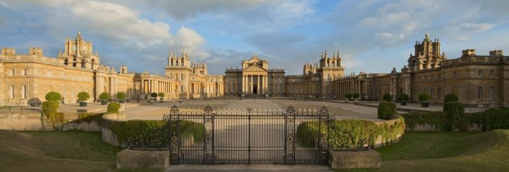 blenheim palace | Blenheim Palace Oxfordshire - A great day out at Britain's Greatest ...