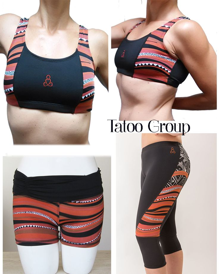 Crops, leggings, capris, shorts.  Beautiful yogawear not only great for yoga…