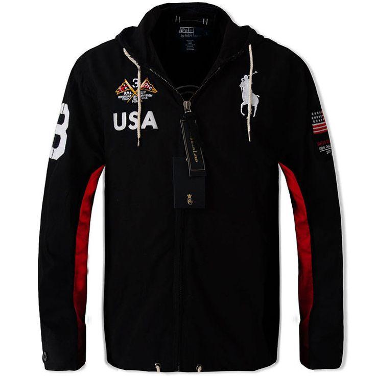 Polo Ralph Lauren Mens 2011 Ocean Challenge Jacket USA