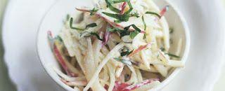 Il-Trafiletto: Insalata Waldorf - Waldorf salad