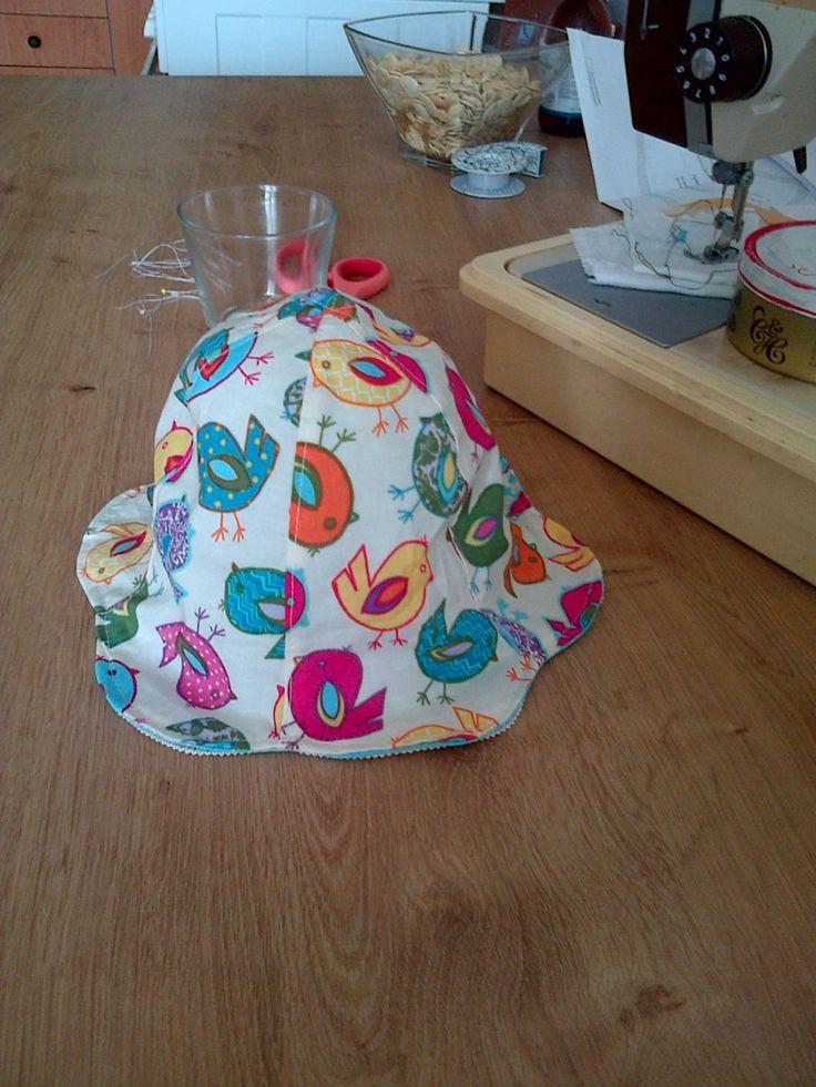 oboustranný klobouček