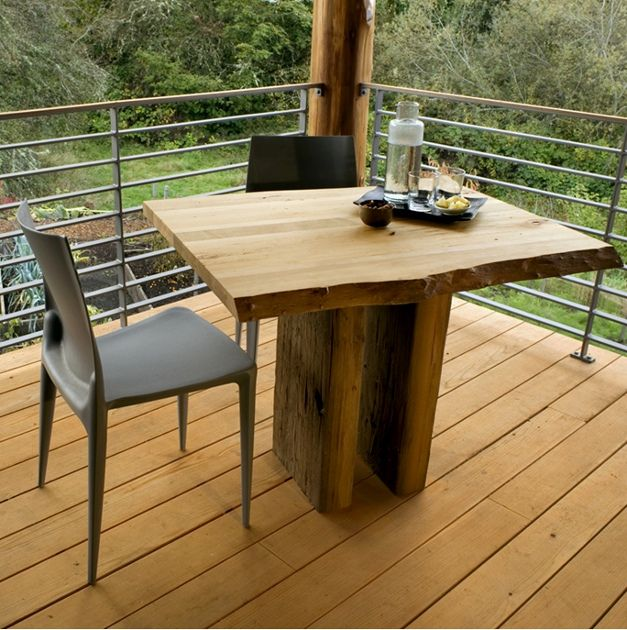 17 best images about timber frame porches on pinterest Reclaimed wood flooring portland