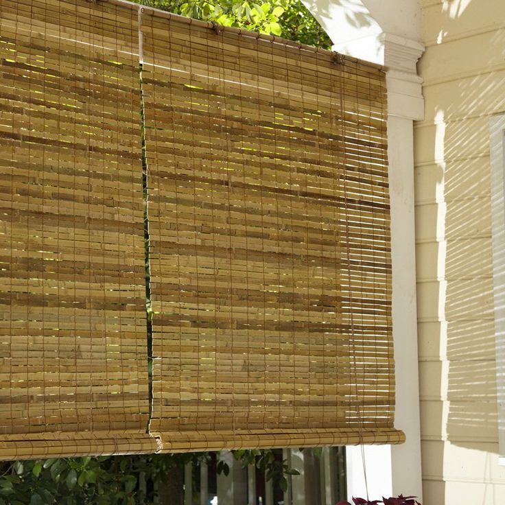 Have To Have It Radiance Laguna Woven Indoor Outdoor Wood